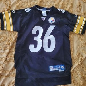 Throwback Steelers jersey